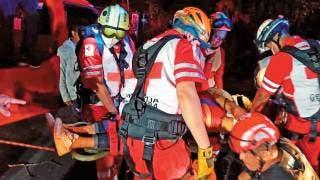 Con graves lesiones resulta pareja al volcán en Huitzilac-Zempoala 2