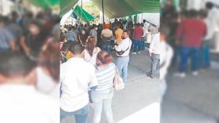 Presión a Consejo Municipal de Ayala por elección cerrada 2