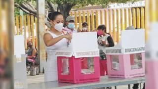 Aventaja Morena en elección federal de diputados en Morelos 2