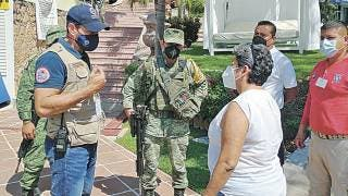 Promueven medidas contra la COVID19 en Morelos 2