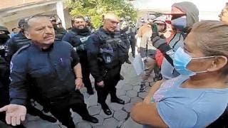 Habitantes de Xoxocotla destituyen a secretario de Seguridad 2