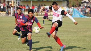 Pega primero Ayala en el juego de Ida de los Cuartos de Final de la Copa Morelos 2