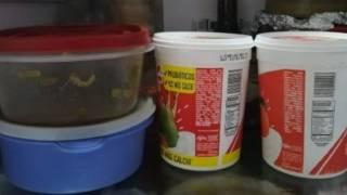 ¿Guardas comida en envases de yogurt o crema? Aguas, te puede dar cáncer 2