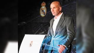 Zidane regresa a la Casa Blanca para regresar al Madrid a los primeros planes 2