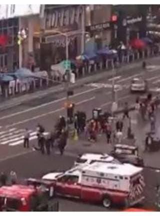 Dos mujeres y una niña heridas durante tiroteo en Times Square, New York