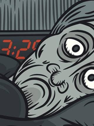 Dormir seis horas o menos puede producir demencia