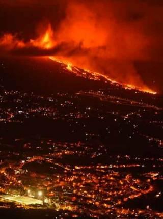 ¿Las erupciones volcánicas ayudan al calentamiento global?