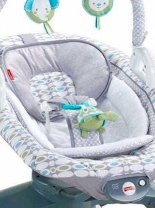 Esta es la silla de Fisher Price que causó la muerte de 4 bebés y que será retirada del mercado