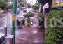 Así fue el choque de una ambulancia en avenida Morelos, de Cuernavaca