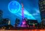 La Torre Reforma de la CdMx proyectará la batiseñal del Caballero de la Noche
