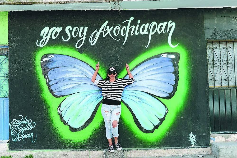 Claudia Romero fundadora del proyecto