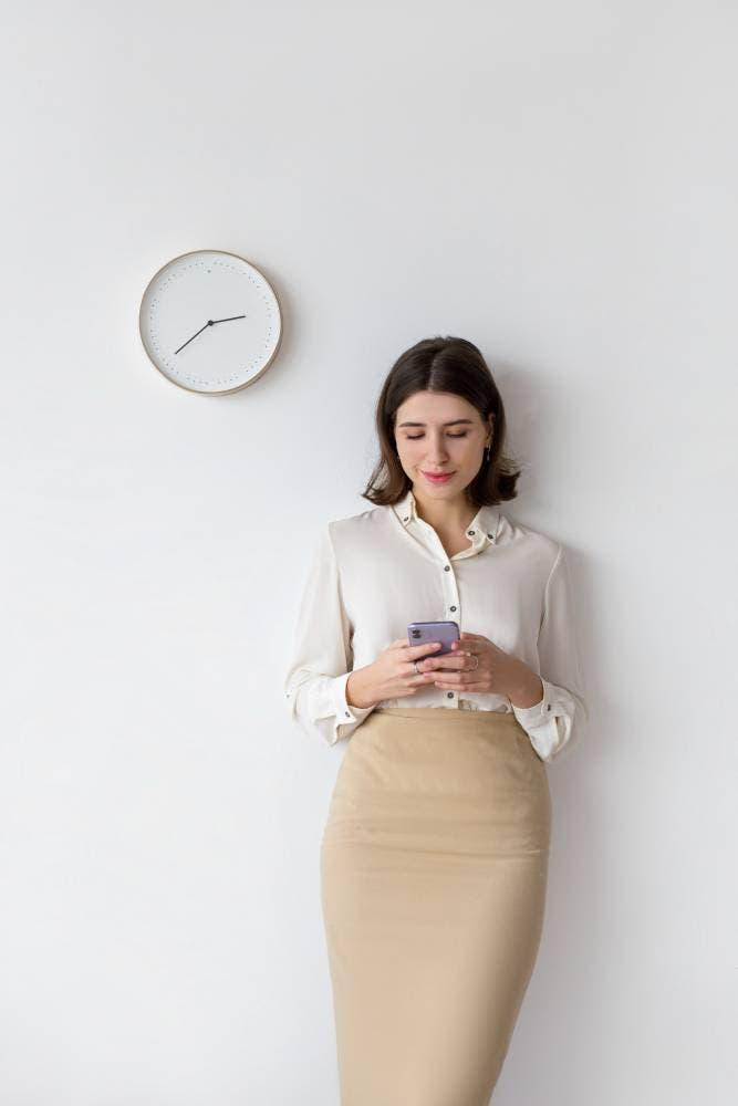 El tiempo es un recurso muy preciado. Foto Anna Nekrashevich en Pexels