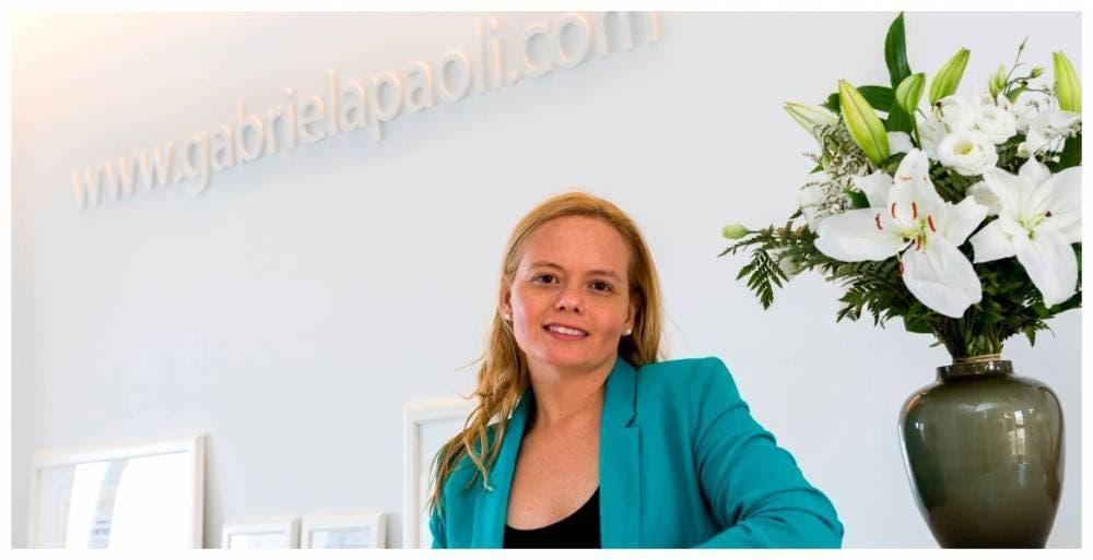 La psicóloga Gabriela Paoli. Foto cedida