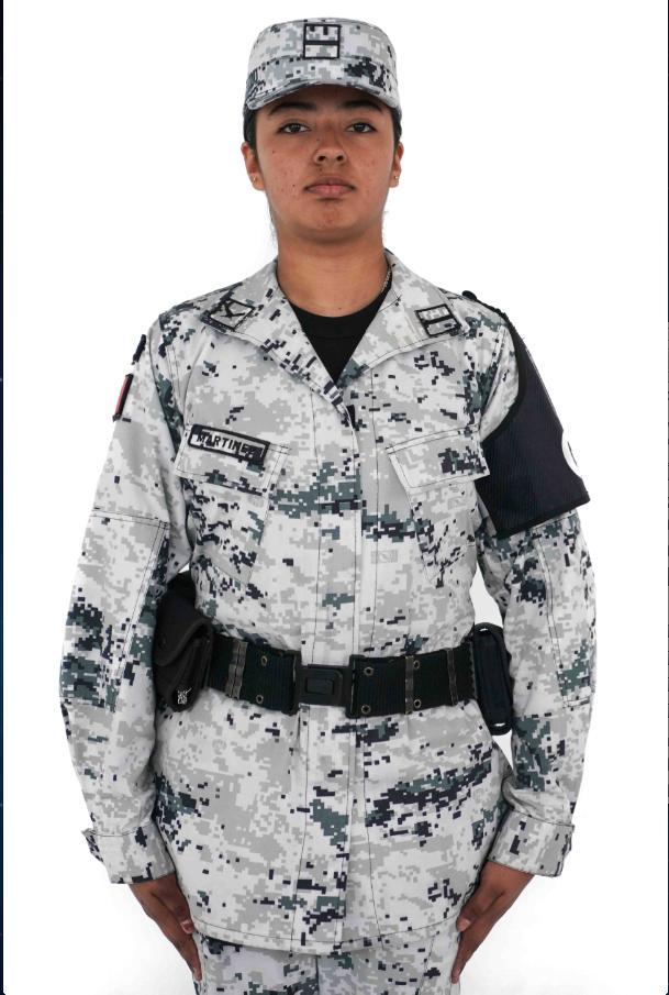 Sedena presenta uniformes de la Guardia Nacional | Diario ...