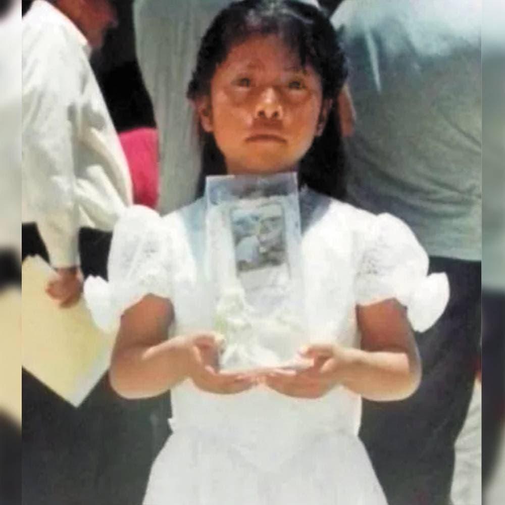 Yali en su infancia