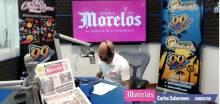 DIARIO DE MORELOS INFORMA A LAS 1PM JUEVES DE 10 DE JUNIO 2021