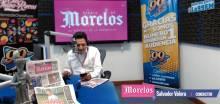 NOTICIAS DE MORELOS - DIARIO DE MORELOS  INFORMA A LAS 8AM  MARTES 11 DE MAYO DEL 2021