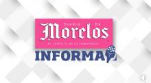 DIARIO DE MORELOS INFORMA A LAS 8AM   LUNES 13 DE SEPTIEMBRE  DEL 2021